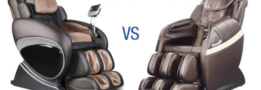 Osaki 4000T Massage Chair vs. OS-4000 Chair